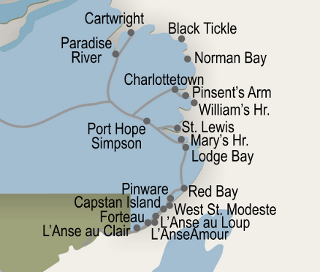 Southern Labrador Communities